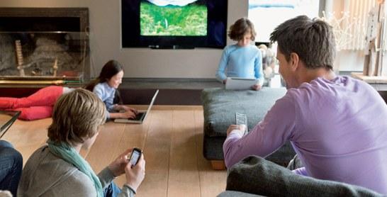 Mobile, ADSL,  FTTH … Le parc Internet continue sa progression