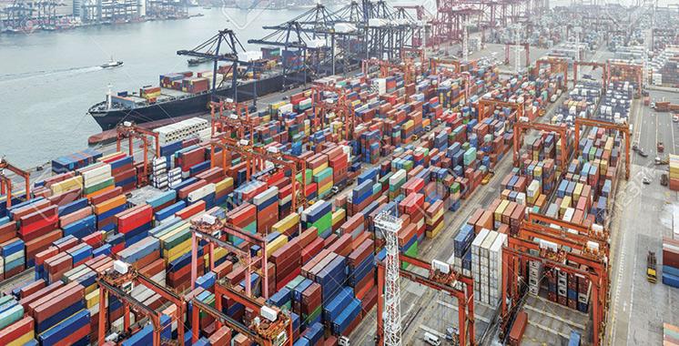 Commerce extérieur : Aggravation de 8,6% du déficit commercial à fin janvier