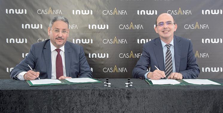 L'opérateur a remporté l'appel d'offres : C'est inwi qui va connecter Casa Anfa