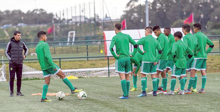 Equipe nationale U17 : Un tournoi préparatoire à la prochaine CAN  en Turquie