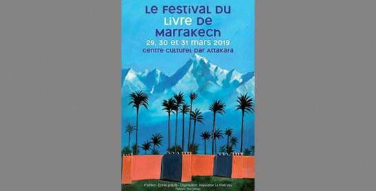 Le 4ème Festival du livre de Marrakech du 29 au 31 mars