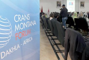Message royal au 5ème Forum Crans Montana de Dakhla : «Le Maroc veut œuvrer avec ses frères africains pour faire de l'Afrique une terre d'avenir»