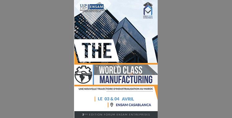 Le Forum Ensam entreprises en avril