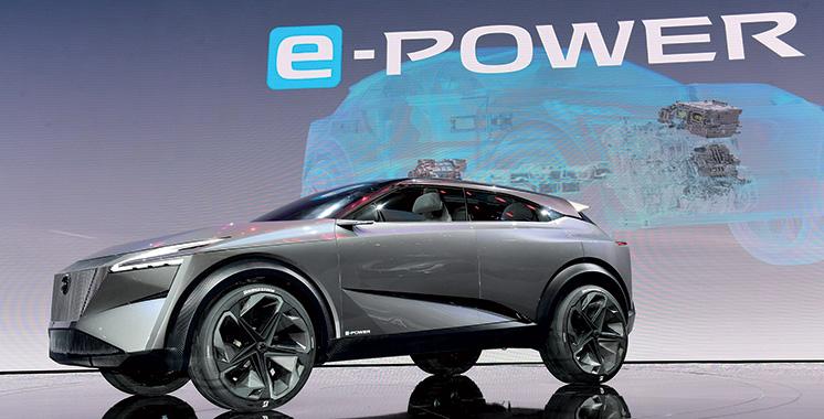 Nouvelle génération de crossovers : Nissan présente son concept IMQ au Salon de Genève