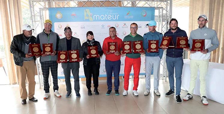 Golf : Chaibi et Demnati remportent la 2è étape des Classic Amateurs