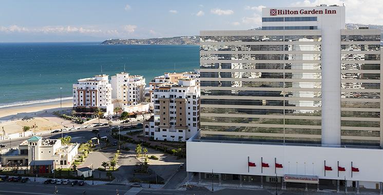 Hôtellerie : Hilton Garden Inn Tanger City Center primé par TripAdvisor