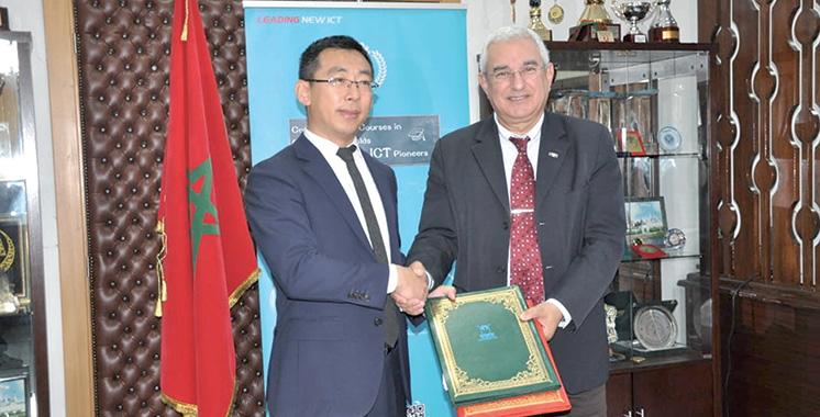 L'Université Abdelmalek Essaadi de Tétouan se joint à Huawei