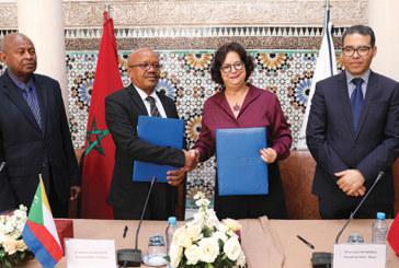 La HACA et  son homologue de l'Union des Comores s'allient