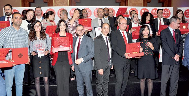 Meilleurs employeurs  au Maroc : Et les gagnants sont….