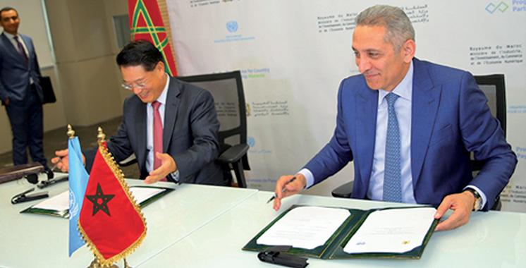 Maroc-ONUDI : Le programme partenariat pays enclenché