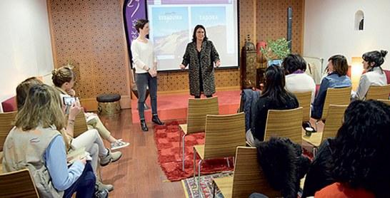 Le Trek des Gazelles prévu à Essaouira et Zagora présenté à Paris