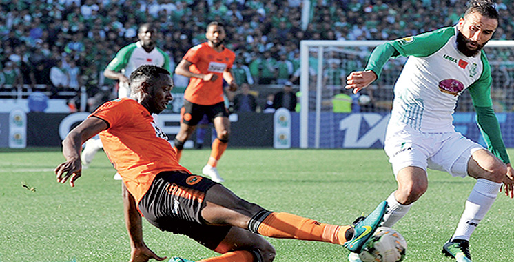 Coupes africaines : Une cinquième journée décisive pour les clubs marocains