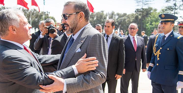 Maroc-Jordanie : Un partenariat stratégique multidimensionnel se tisse