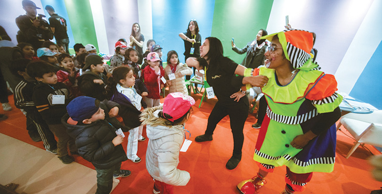 Salon Kids World & Family de retour