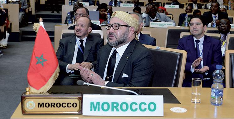 Après son retour à la grande famille africaine : Le Maroc, une aubaine pour les économies de la région