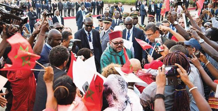 Une diaspora de plus en plus large : Plus de 195.000 Marocains présents dans 30 pays africains