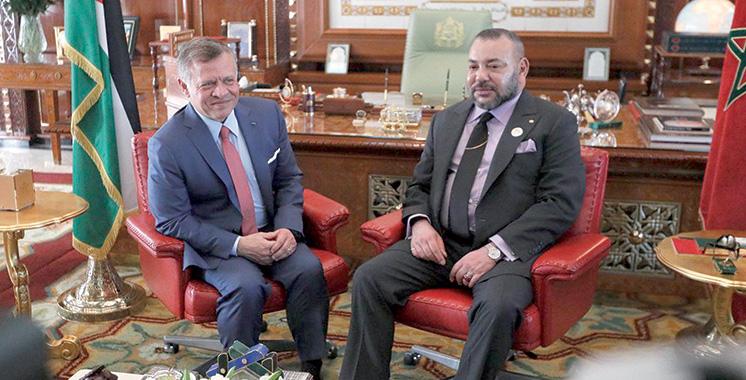 La Jordanie sera le prochain pays à ouvrir un consulat dans nos provinces du Sud
