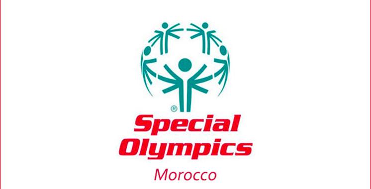 Jeux mondiaux 2019 : Les athlètes en concentration  à Salé
