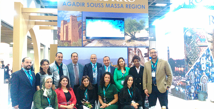 Bourse internationale du tourisme de Berlin (ITB) : Une participation fructueuse de la région du Souss-Massa