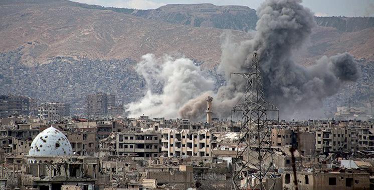 Ils se trouvaient dans des zones de conflits en Syrie:  Rapatriement d'un groupe de 8 ressortissants marocains