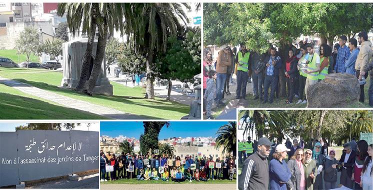 Tanger : La société civile veut sauver les jardins de la Mandoubia