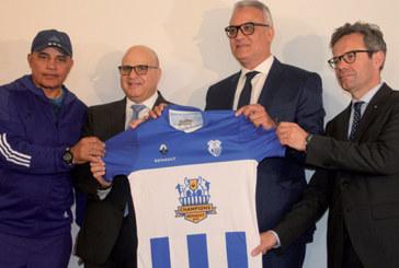 Football : Le Groupe Renault Maroc lance «Renault Champions» à Tanger