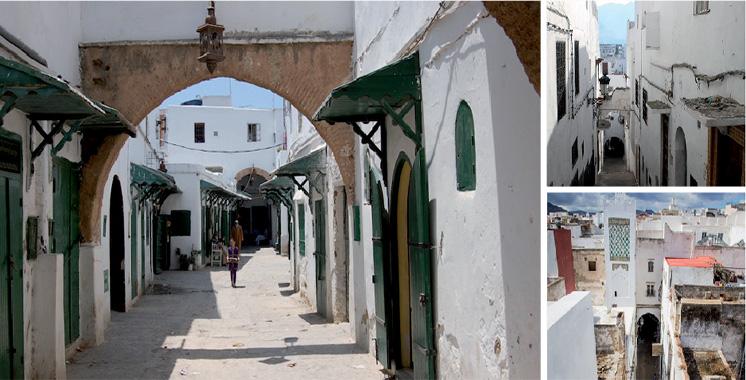 Tétouan : 20 millions de dirhams pour restaurer 250 bâtisses menaçant ruine