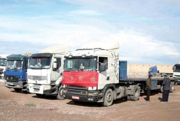 Suite à une réunion avec la tutelle  : Les transporteurs routiers de marchandises annulent leur grève