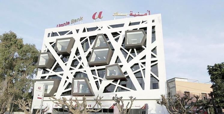 Umnia Bank: Des financements frôlant  le milliard DH en 2018