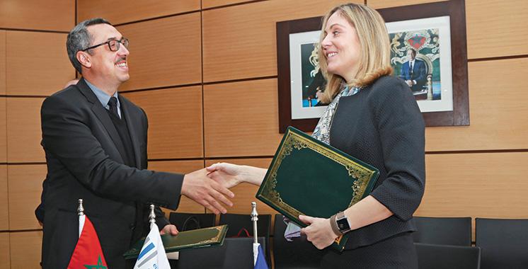 Un accord de financement signé  entre ADM et la BEI : 80 millions  d'euros pour décongestionner  le Grand Casablanca