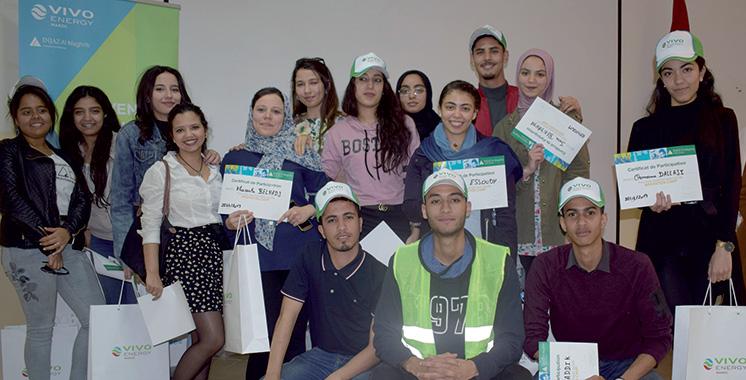 Vivo Energy  Maroc et Injaz  Al Maghrib lancent un défi aux jeunes universitaires