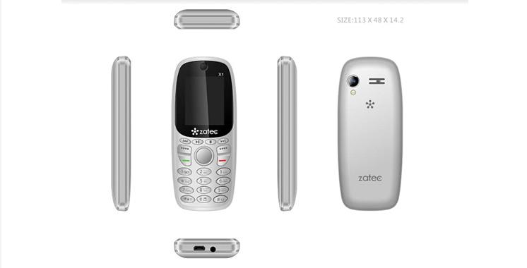 Zatec lance le téléphone le moins cher au Maroc