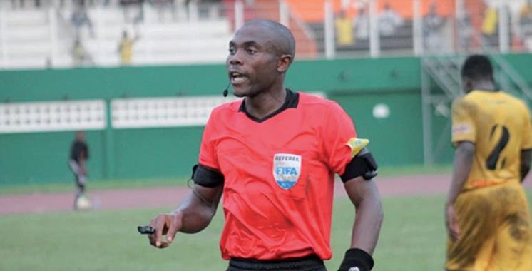 RSB – RCA : Carton rouge pour l'arbitre camerounais