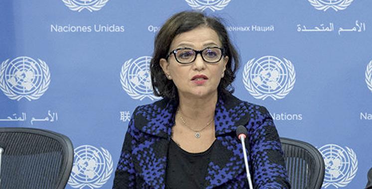 ONU : Najat Rochdi nommée conseillère humanitaire principale pour la Syrie