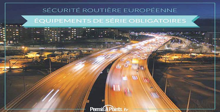 Accord européen pour rendre  obligatoire l'équipement des véhicules de dispositifs de sécurité avancés