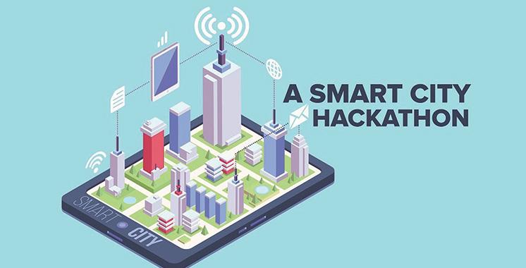 Le Smart City Hackathon en avril