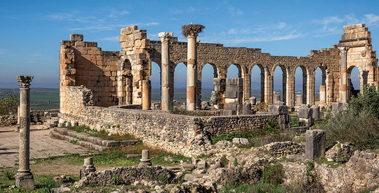Restauration des objets archéologiques  : Un premier laboratoire à Volubilis