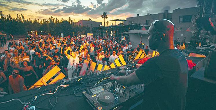 Oasis festival sur la une de Los Angeles Times
