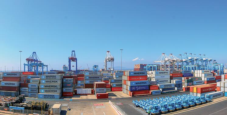 APM Terminals Tangier renouvelle  sa flotte de camions