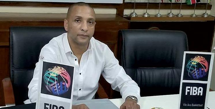 Abdelilah Chlif, la fierté du basket-ball marocain et de l'arbitrage africain