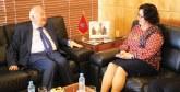 Diversité culturelle : Akharbach  et Moratinos partagent leurs réflexions