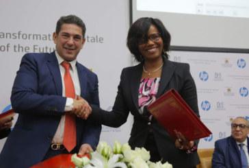 HP promeut la digitalisation de l'éducation nationale