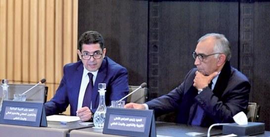 Loi-cadre de l'enseignement : Amzazi et Azziman annoncés chez les conseillers