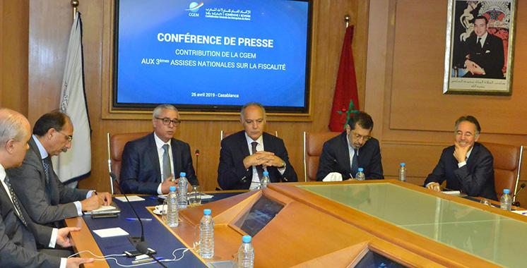 Assises nationales de la fiscalité: La CGEM mise sur la cohérence et la prévisibilité