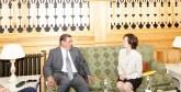 Election du nouveau directeur général de la FAO : Aziz Akhannouch s'entretient avec la candidate française