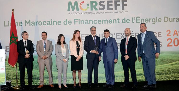 La BERD prime 16 investissements marocains