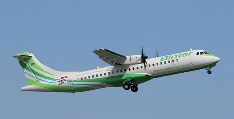 Transport aérien : Binter lance une nouvelle promotion entre les Canaries et deux villes marocaines