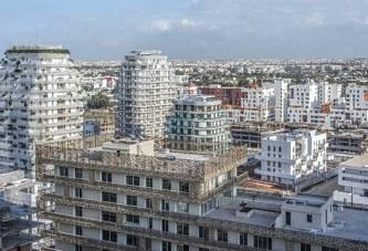 Casa-Anfa : La première tranche  prend forme