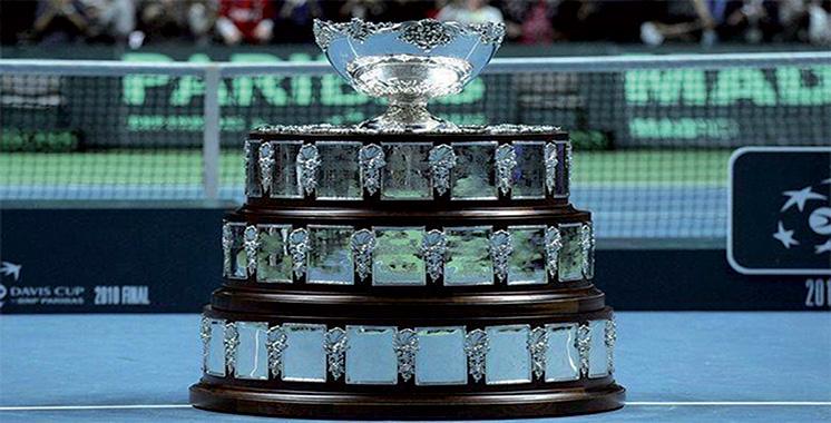 Coupe Davis : Les joueurs marocains «très motivés»  face à la Lituanie