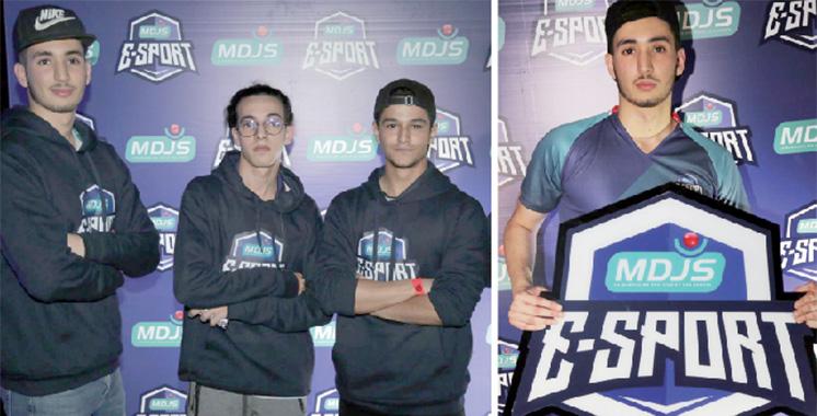 E-sport : Le tournoi MDJS consacre son champion